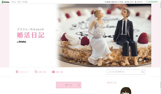 アラフォーRikakoの婚活日記